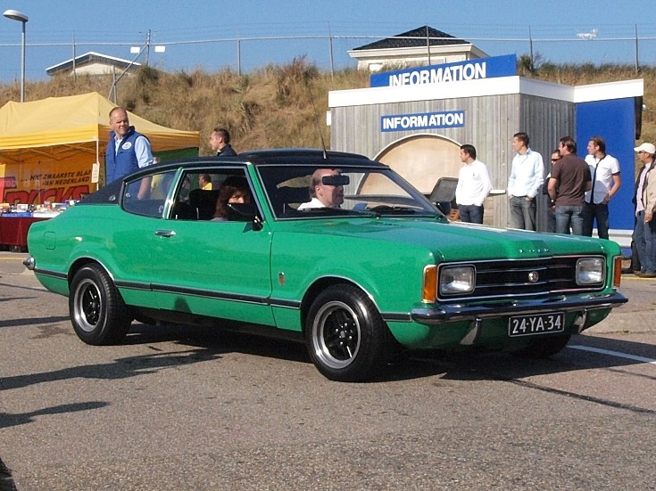 1973 Ford automatic