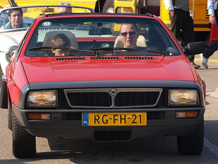 Photo of a Lancia Montecarlo
