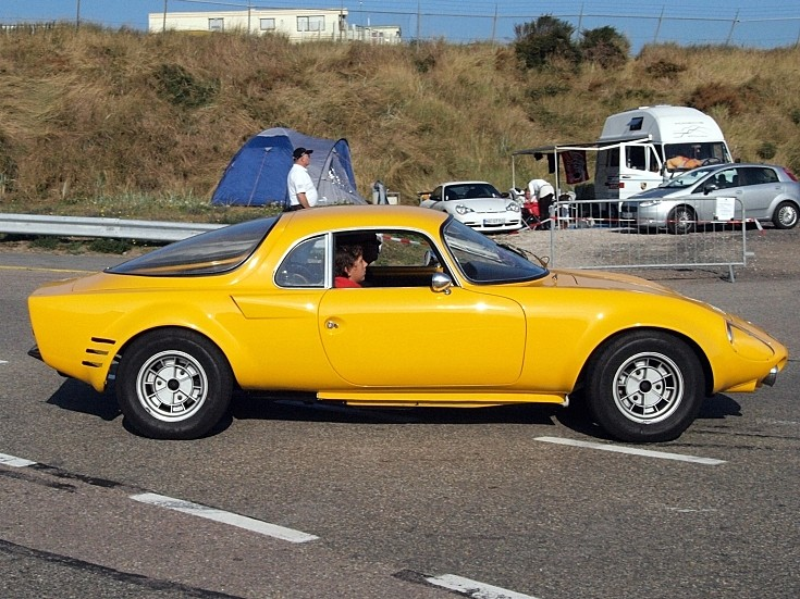Classic and Vintage Cars  Photo of a Matra sports car