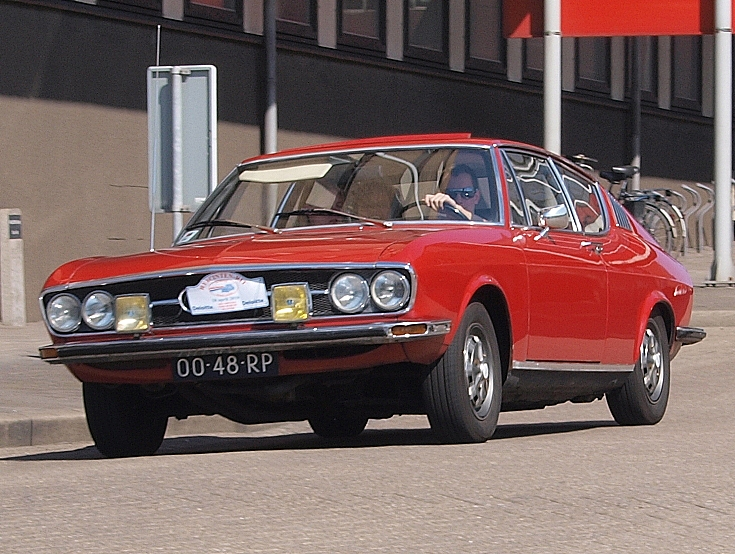 1977 Audi 100 Coupe S
