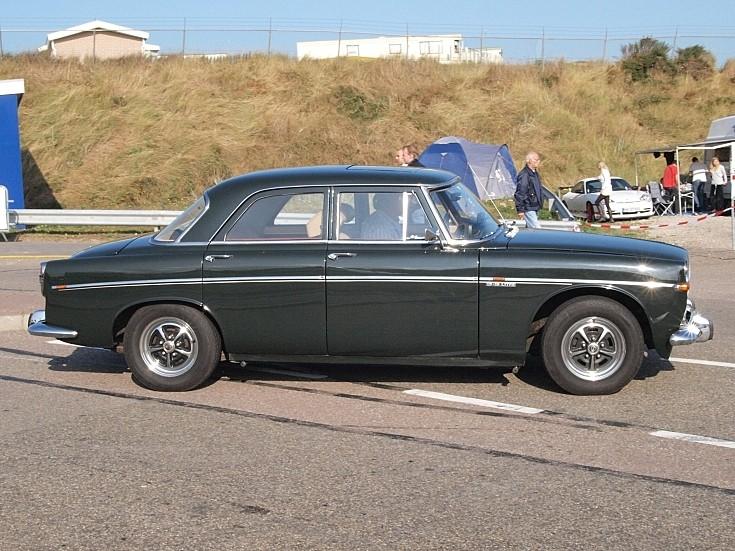 1972 Rover 3.5 Saloon