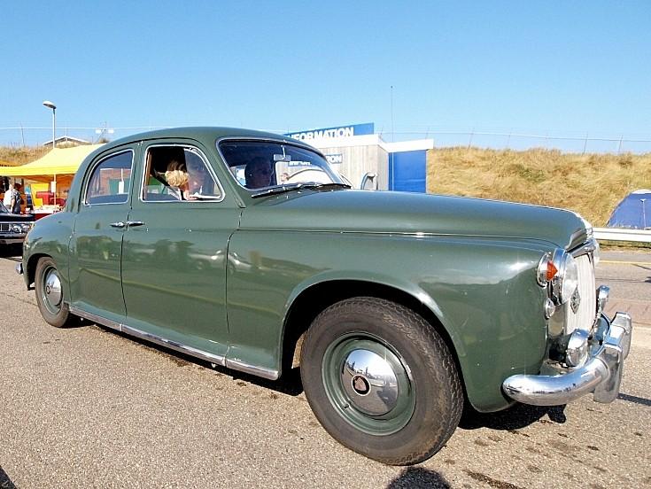 1959 Rover 75
