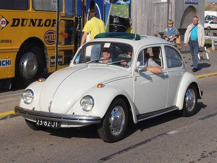 White 1969 Volkswagen 113022 AUTOMATIC, Dutch registration 23-82-JT,