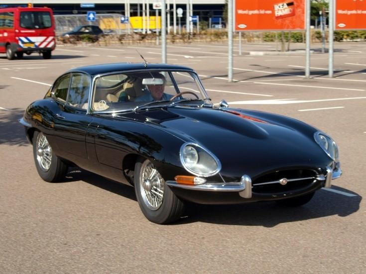 Vintage Jaguar Cars