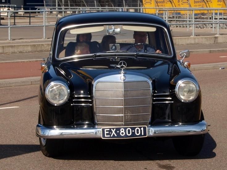 Classic Mercedes Ben