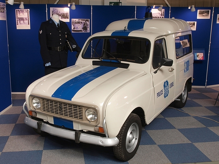Renault 'Police Liege'