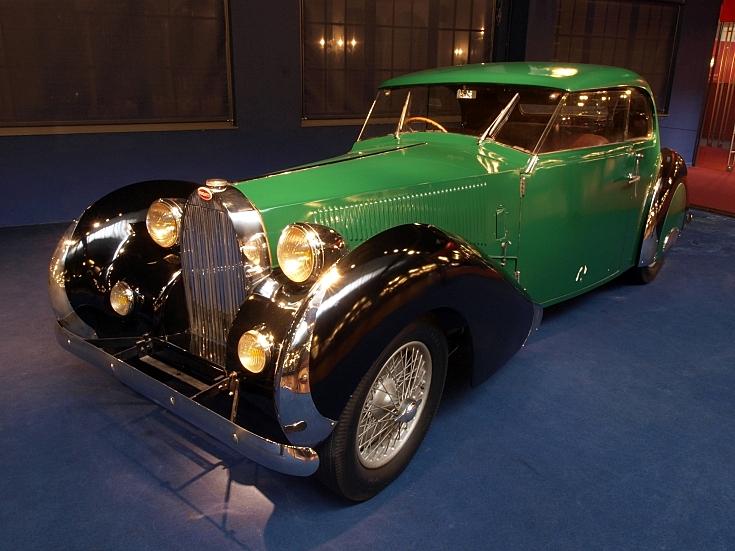Bugatti Coach Type 57 (1936)