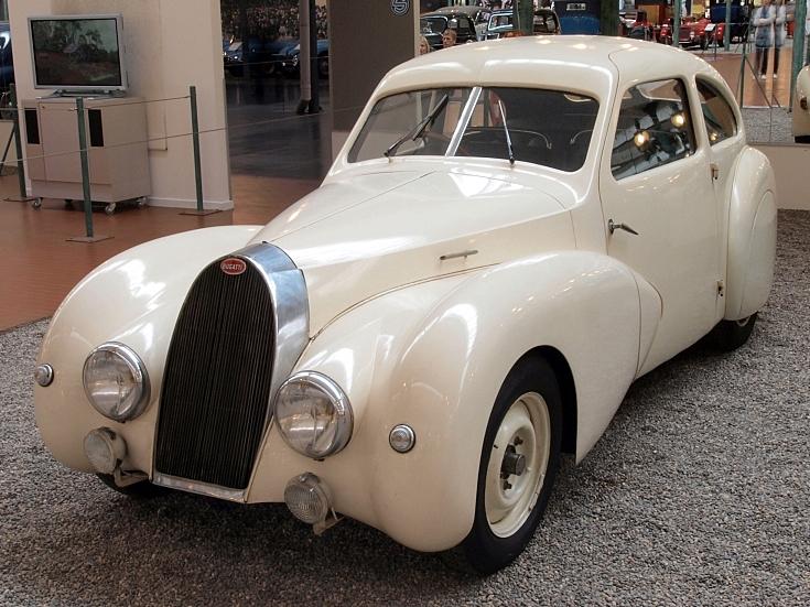 Bugatti Type 73A