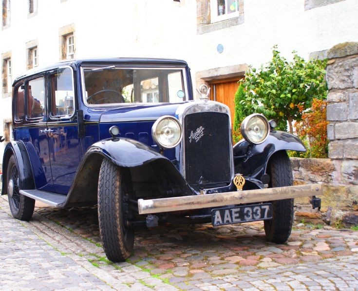 Big Austin Six Luxury