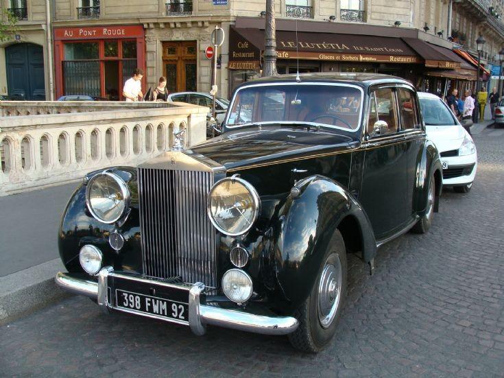 classic and vintage cars rolls royce paris france. Black Bedroom Furniture Sets. Home Design Ideas