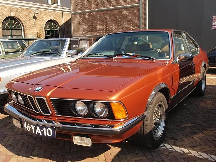BMW 630 CS Automatic (1977)