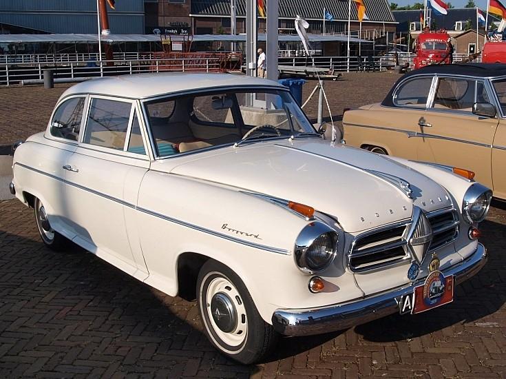 Borgward H 1500 T.S. (1958)