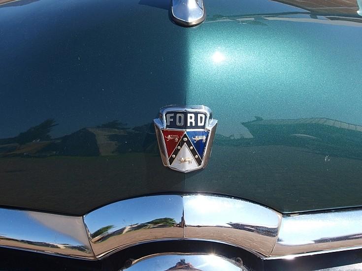 Logo of Ford Tudor (1950)