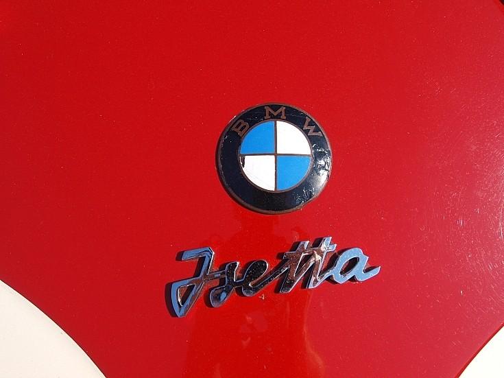 Logo BMW Isetta (1957)