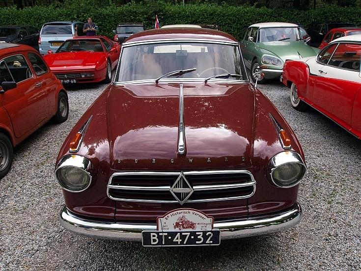 Borgward H1500 Isabella (1960)