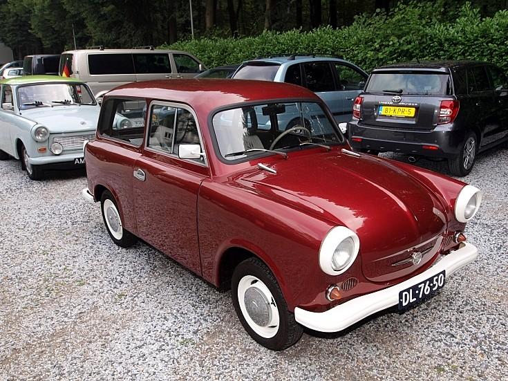 Good condition Trabant