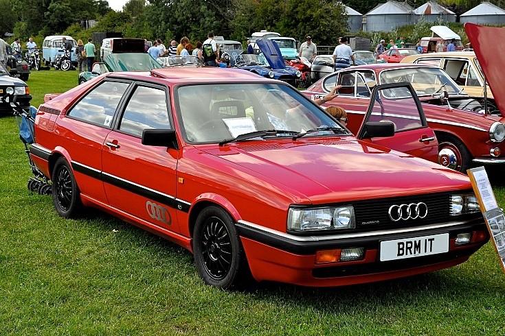 Audi Quatro Coupe 1987