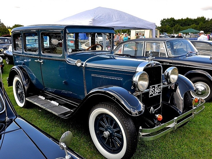1928 Dodge Brothers Cars