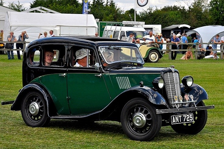 Morris 8 Series E
