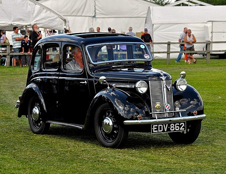 Austin Eight EDV862
