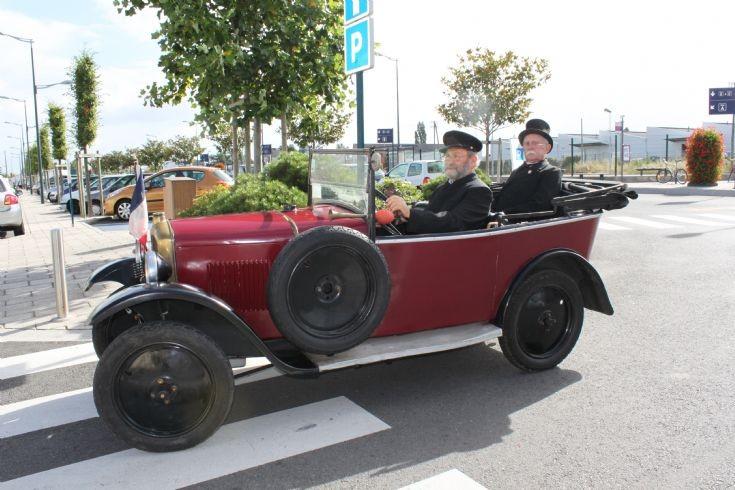 Peugeot Model 172M Cabriolet 1928  (2)