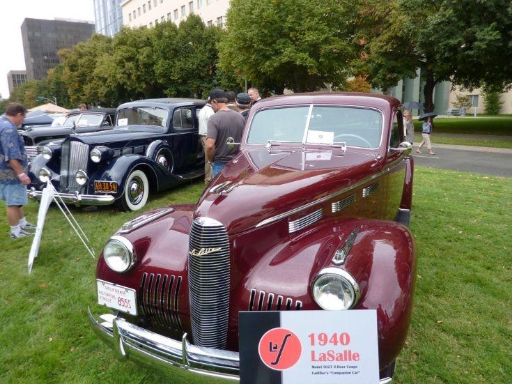 1940 LaSalle model 5027