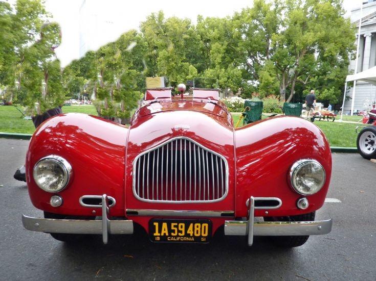 Allard K2 1950-1952