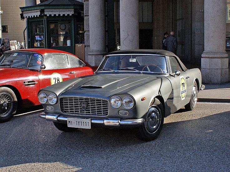 1960 Lancia Flaminia Convertibile Touring