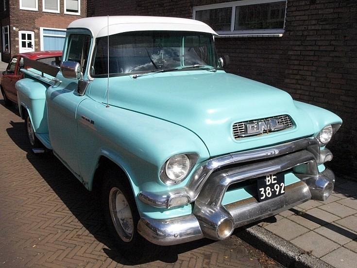 1950s Pick-up