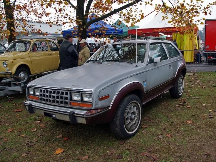 AMC Eagle 4WD