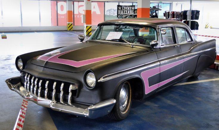 Imperial Newport 5.8 Hemihead custom (1956)