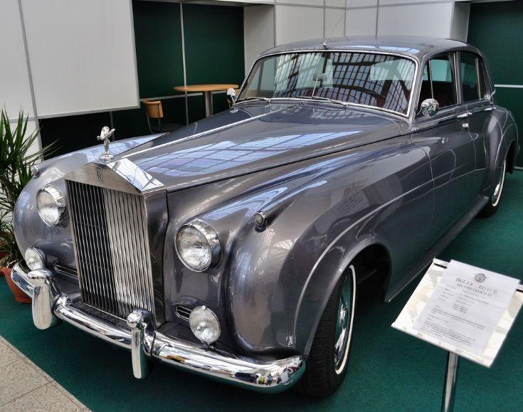 Rolls-Royce Silver Cloud II (1960)