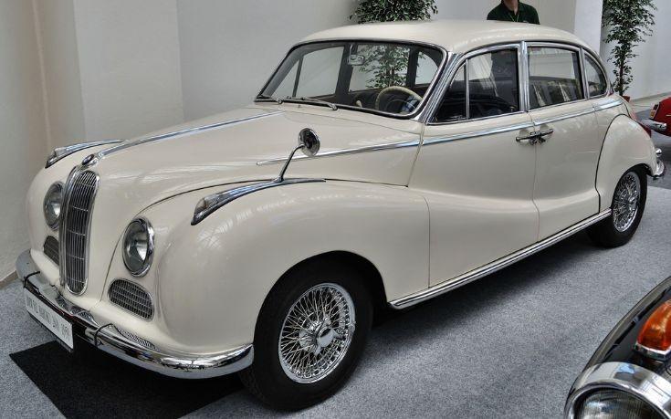 BMW 502 Baroko 2600 (1959)