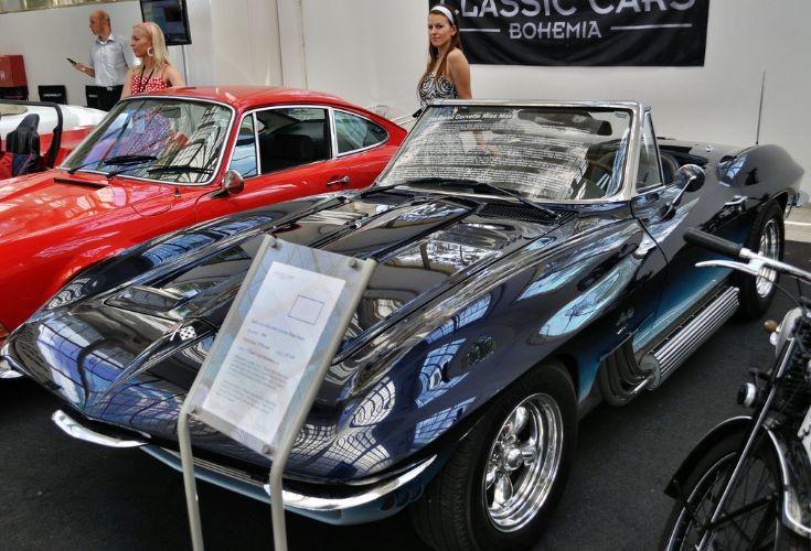 Chevrolet Corvette Mako Shark (1964)