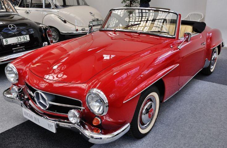 Mercedes-Benz 190SL (1957)