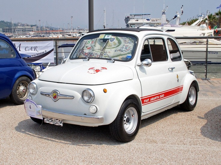 Classic And Vintage Cars Fiat Abarth 695