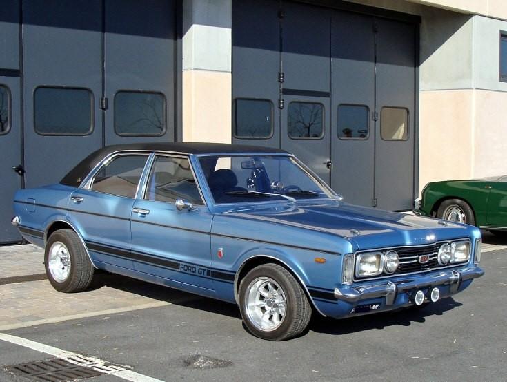 Ford Tanus GT