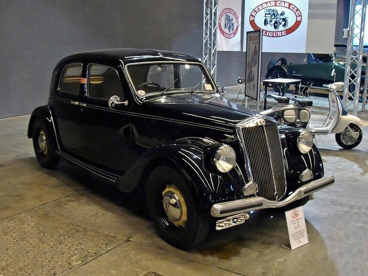Classic and Vintage Cars - Lancia Aprilia Lusso