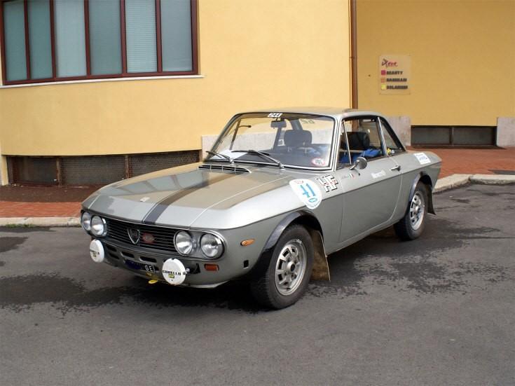Lancia Fulvia 1.3S