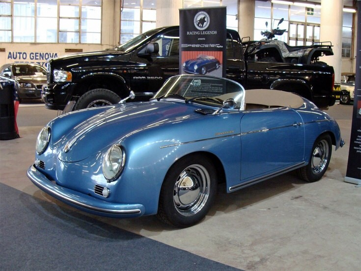Classic And Vintage Cars Porsche 356 Speedster