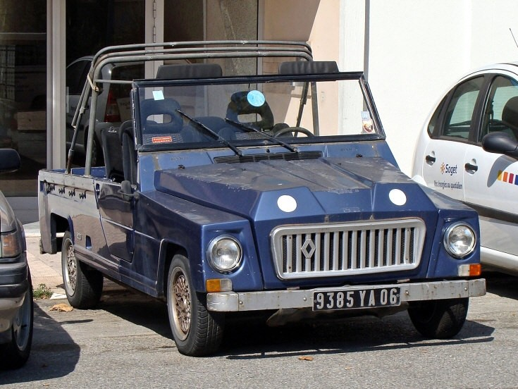 Renault 4 Rodeo