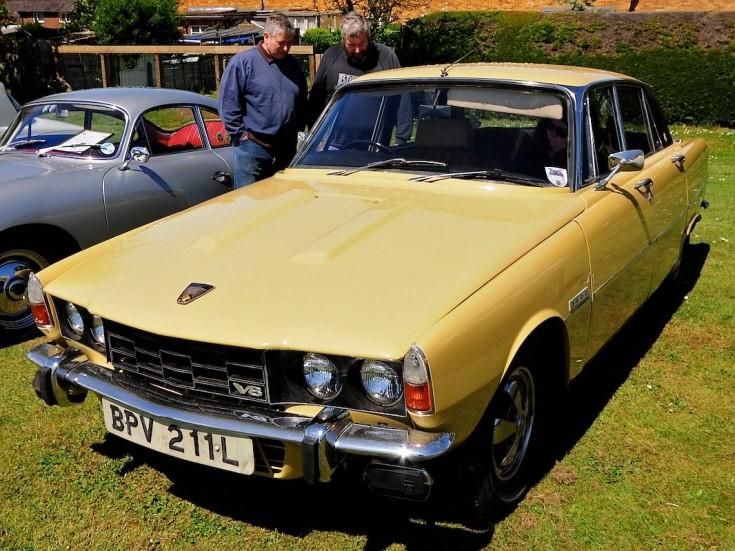 Rover V8 3500