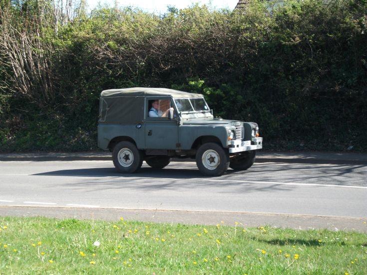 1972/3 Land Rover