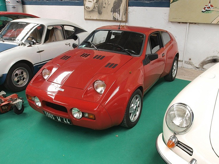 Baumann sports car