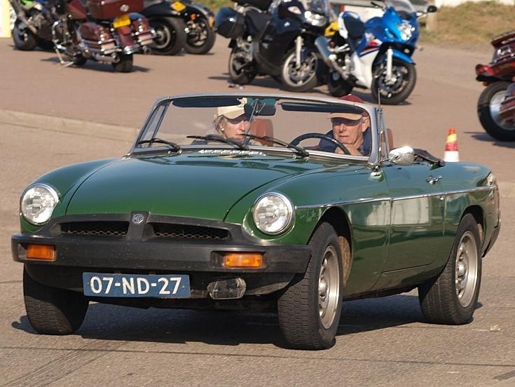 MG B Tourer 'Roadster'
