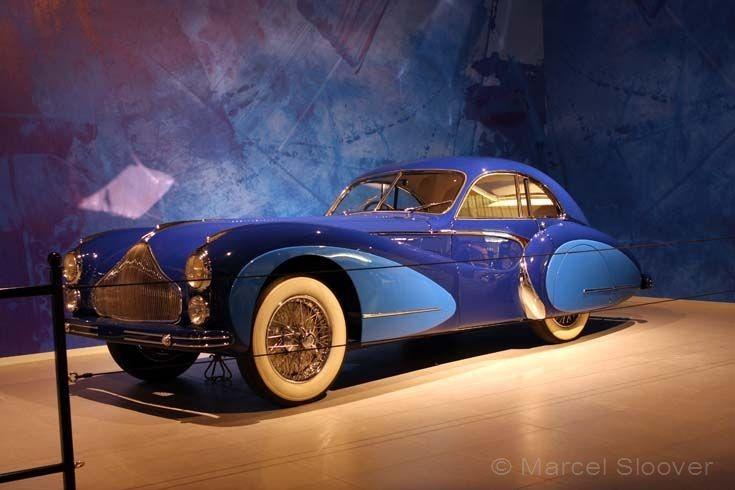 Talbot Lago T26 Grand Sport Coupe