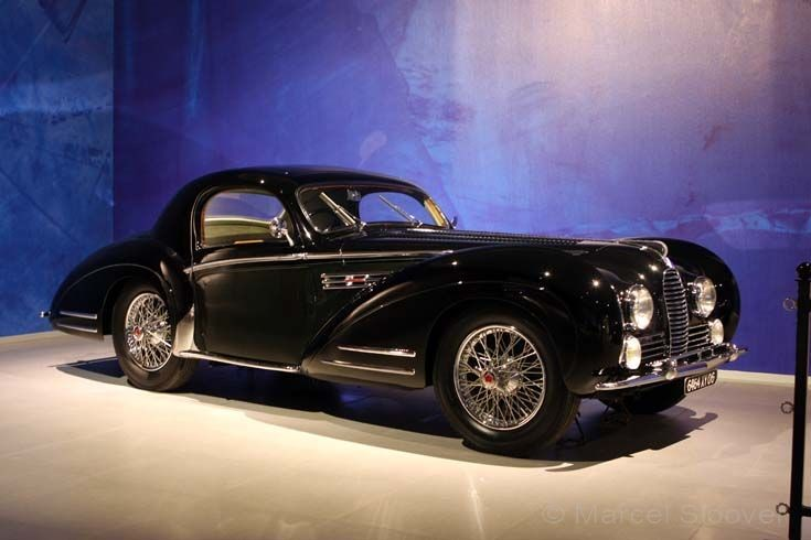 Talbot Lago T26 Coupe Chapron