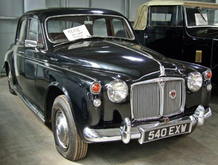1950s Rover 90