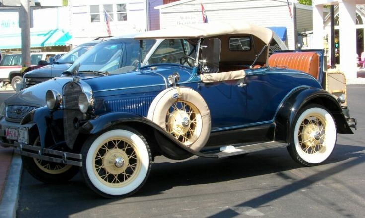 Ford Model A - 1 of 2