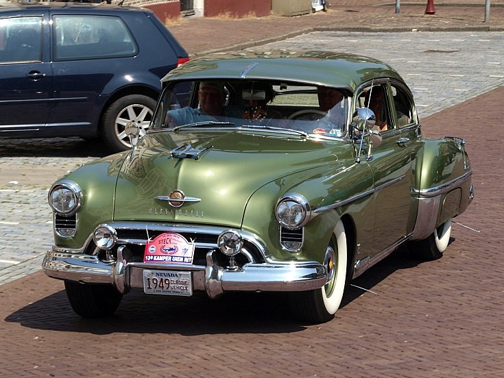 Nevada 1949 Classic Vehicle
